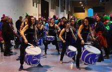 El Carnaval dels Petits omple de color el Recinte Firal