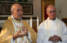 Ernesto Butano y Carmelo Capizzi, en una imagen retrospectiva.