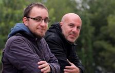 Manlio De Domenico (izquierda) y Àlex Arenas (derecha), son los dos investigadores que han realizado el estudio.