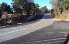 Arrangen el camí del Pont de Goi d'Alcover
