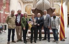 ERC homenatja la peixatera Maria Cinta Comí com a reflex de les dones