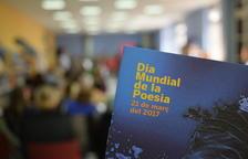 La Biblioteca Pública de Tarragona acull un vermut poètic per celebrar el Dia Mundial de la Poesia