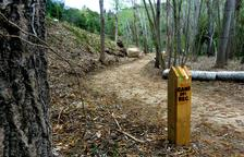 La Selva del Camp inaugura el último tramo del recuperado camino del Rec