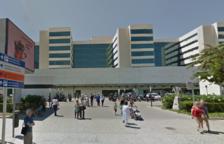 La noia va ser evacuada a l'Hospital La Fe de València, on va restar en observació.