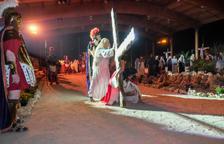 La Pobla de Mafumet es prepara per reviure el Misteri de la Passió de Setmana Santa