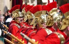 La Confraria de la Sang de La Selva celebra los 400 años con un Encuentro de Armados