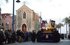 El Serrallo da el pistoletazo de salida a la Semana Santa
