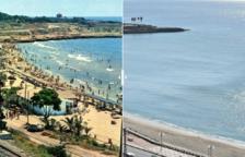 Mira como ha cambiado la playa y el paseo del Miracle