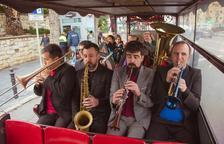 El 23º Festival Internacional de Dixieland se inaugura, este martes, sobre un trenecito turístico