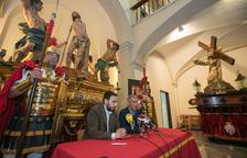 Repsol renueva el convenio con la agrupación de Semana Santa de Tarragona