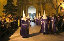 Alcover es prepara per celebrar els actes de la Setmana Santa 2017
