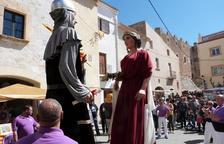 Arriba a Creixell el sisè Mercat Medieval