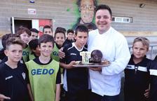 Paella solidaria y master class en la Floresta dedicada a Javier Galera