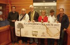 El Xè Congrés Olearum 2017 es celebrarà al Vendrell del 20 al 23 d'abril