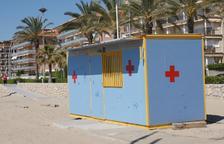 Les platges de Calafell compten amb servei de socorrisme a partir de Divendres Sant
