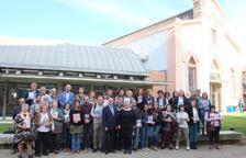 Encuentro de autores locales en la Biblioteca Central Xavier Amorós de Reus
