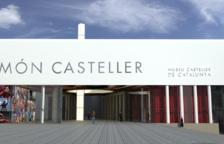 Valls obrirà la Plaça del Museu Casteller durant tot el dia de Sant Jordi