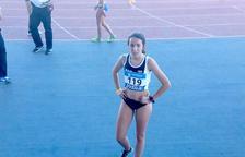 Andrea Bernal Castelló, cuarto lugar en el Campeonato de España de Atletismo