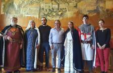 El nou drac de Montblanc s'estrenarà durant la 30a Setmana Medieval