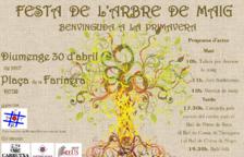 Festa de l'Arbre de Maig, en el marc de la Capital de la Cultura Catalana Reus 2017