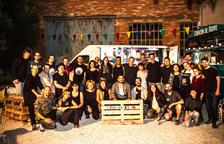 Fotografía de familia de Lacasablava una vez finalizada la edición de 2016.