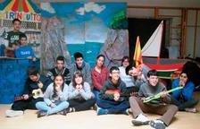 """L'obra musical """"Somnis...!"""" del grup 7deTeatre de l'Escola Alba de Reus puja a l'escenari"""