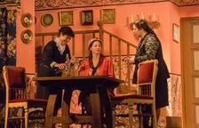 Auca Teatre representa 'Arsènic per compassió' a Roda