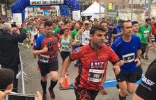La Cursa del Pont del Diable reuneix més de 450 participants