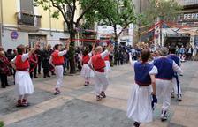 Reus cierra la recuperada Fiesta del Árbol de Mayo