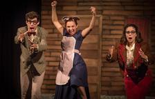 L'obra de teatre familiar 'Ai rateta, rateta' arriba al Teatre Àngel Guimerà del Vendrell