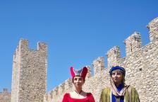 Gegants y bestiario de Cataluña se citan en Montblanc por las fiestas de Sant Maties