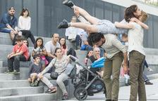La companyia basca Dantzaz oferirà un tastet del seu espectacle al carrer
