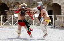 La lluita de gladiadors torna a Tarragona