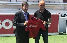Josep Maria Andreu i Nano Rivas.