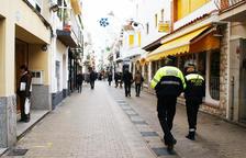 Policia Local de Calafell.