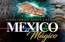 El Casal Municipal de Creixell acoge el concierto espectáculo 'México Mágico'