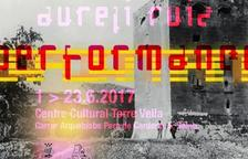 La Torre VeLLa acoge la exposición 'Performance' del autor Aureli Ruiz