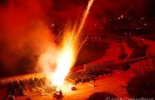 El fotógrafo Jordi Bru expone 'Els focs des de dins' a Tarragona