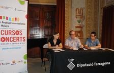El 17è Festival Internacional de Música torna a oferir un estiu de música de qualitat a Tarragona