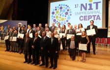 CEPTA mira als reptes del futur en la 17ª nit empresarial