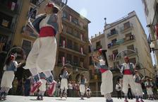 Valls vive un intenso fin de semana previo a la Fiesta Mayor de Sant Joan