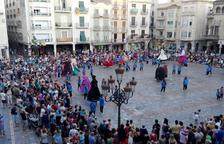 Reus da el pistoletazo de salida a la Fiesta Mayor de Sant Pere