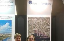 El Port de Tarragona ha participat al congrés amb un stand propi i prenent part de conferències.