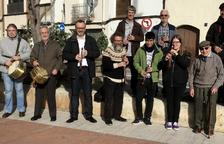 Concert de Les Gralles del Baix Penedès al Museu Deu