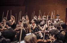 La JONC Alevins porta Britten, la Cinquena de Beethoven i Toldrà al Fortuny
