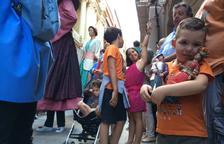 El Seguici arrasa, sacando una vez más a los reusenses a la calle para disfrutar