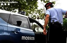 L'estafador va ser detingut per efectius dels Mossos de Tortosa