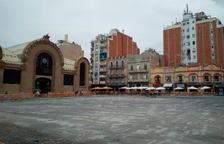 Ja està més a prop el retorn del Mercadet a la plaça Corsini