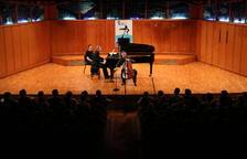 Alban Gerhardt i Steven Osborne obren el Festival Pau Casals amb un viatge des de Bach fins a Xostakóvitx