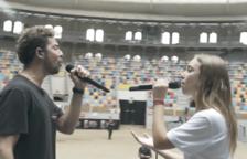 El vídeo-resum del concert de Bisbal a Tarragona